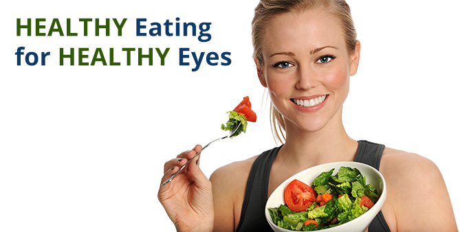 Healthy Eating for Healthy Eyes